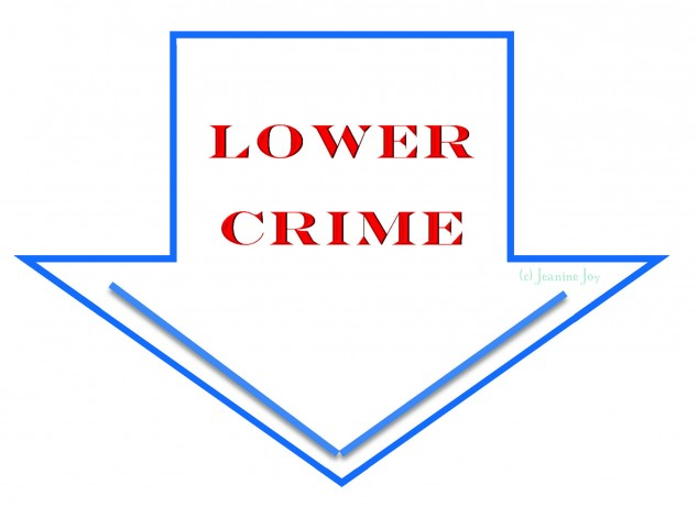 Lower Crime