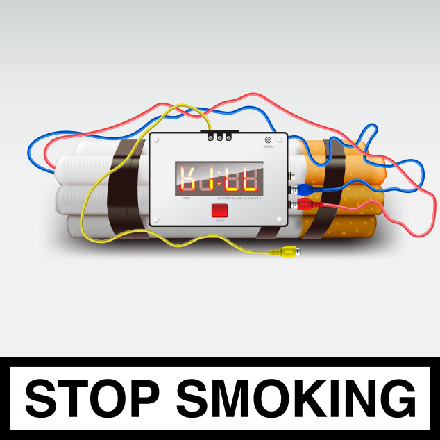 Smoking Relationship to Stress