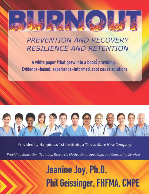 Burnout Prevention and Recovery